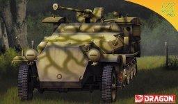 Dragon 7315 Sd.Kfz.251/7 Ausf.C w/2.8cm sPzB 41 AT gun (1:72)