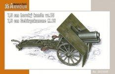 Special Armour 35002 7,5 cm horsky kanon 1/35