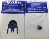 Yahu YMA7217 Caudron C.714 Cyclone (RS) 1:72
