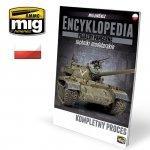 Ammo of Mig Jimenez 6205 Encyklopedia Technik Modelarskich Pojazdy Pancerne tom 6 Kompletny Proces (język polski)
