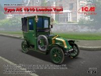 ICM 24031 Type AG 1910 London Taxi 1/24