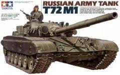 Tamiya 35160 Russian Army T-72M1 Tank (1:35)