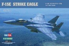 Hobby Boss 80271 F-15E Strike Eagle Strike fighter (1:72)