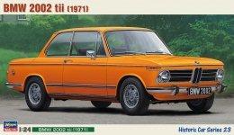 Hasegawa HC23 BMW 2002 tii (1:24)