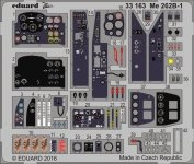 Eduard 33163 Me 262B-1 REVELL 1/32