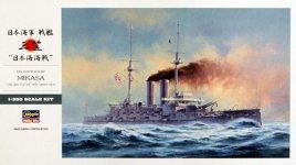 Hasegawa Z21 Japanese Battleship Mikasa (1:350)