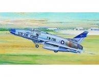 Trumpeter 02232 North American F-100D Fighter (1:32)
