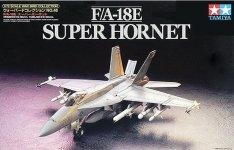 Tamiya 60746 F/A-18E Super Hornet (1:72)