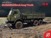 ICM 35001 Kamaz Soviet Six-Wheel Army Truck