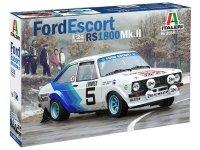 Italeri 3655 Ford Escort RS 1800 Mk.II 1/24