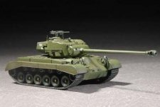 Trumpeter 07287 US T26E4 Pershing Heavy Tank (1:72)