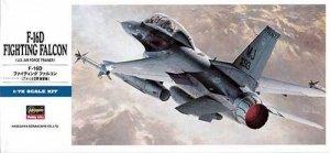 Hasegawa D15 F-16D Fighting Falcon (1:72)