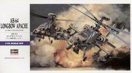 Hasegawa E6 AH-64 Longbow Apache (1:72)