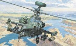 Italeri 0080 AH-64 D APACHE LONGBOW (1:72)