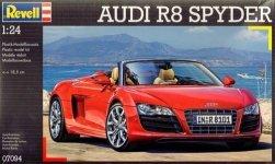 Revell 07094 Audi R8 Spyder (1:24)