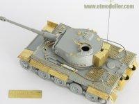 E.T. Model E72-023 WWII German TIGER I Stowage Bin 1/72