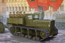 Trumpeter 05540 Soviet Komintern Artillery Tractor (1:35)