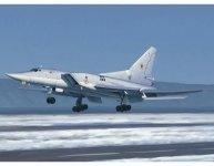 Trumpeter 01656 Tu-22M3 Backfire C Strategic bomber (1:72)