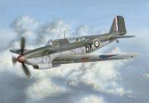 MPM 48056 Fairey Fulmar Mk.I (1:48)