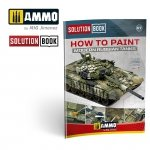 Ammo of Mig 6518 SOLUTION BOOK HOW TO PAINT MODERN RUSSIAN TANKS (Multilingual)