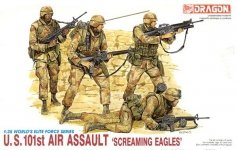 Dragon 3011 U.S. 101st Air Assault (1:35)