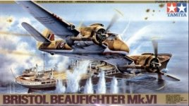 Tamiya 61053 Bristol Beaufighter Mk.VI (1:48)