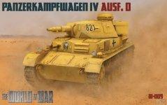 IBG WaW 009 Panzerkampfwagen II Ausf.D (1:72)