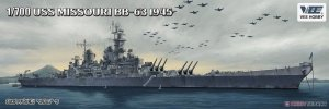 Vee Hobby V57003 Battleship USS  MISSOURI BB-63 194 1/700