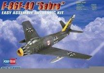 Hobby Boss 80259 F-86F-40 Sabre (1:72)