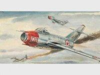Trumpeter 02806 MiG-15 bis Fagot-B (1:48)
