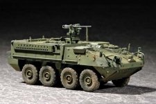Trumpeter 07255 M1126 Stryker Infantry Carrier Vehicle (1:72)