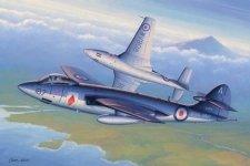 Hobby Boss 87251 Hawker Seahawk FGA.6 (1:72)