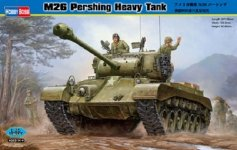 Hobby Boss 82424 M26 Pershing Heavy Tank (1:35)