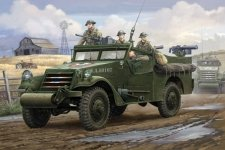 Hobby Boss 82451 U.S. M3A1 White Scout Car Early Production (1:35)