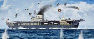 Trumpeter 06707 USS Yorktown CV-5 (1:700)