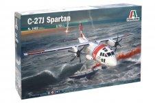 Italeri 1402 C-27J SPARTAN (1:72)