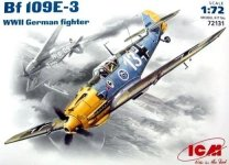 ICM 72131 Bf 109E-3 (1:72)