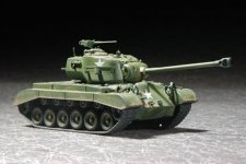Trumpeter 07264 US M26(T26E3) Pershing Heavy Tank (1:72)