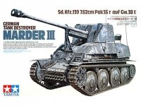 Tamiya 35248 German Tank Destroyer Marder III (1:35)