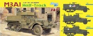 Dragon 6332 M3A1 Half-Track (3 in 1) (1:35)