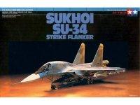 Tamiya 60743 Sukhoi SU-34 Strike Flanker (1:72)