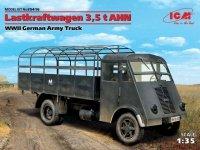 ICM 35416 Lastkraftwagen 3.5 t AHN WWII German Army Truck