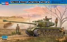Hobby Boss 82426 T26E4 Super Pershing Pilot (1:35)