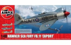 Airfix 06106 Hawker Sea Fury FB.11 'Export Edition' 1:48