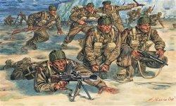 Italeri 6064 British Commandos (1:72)