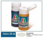 Italeri 4763 FLAT GULL GRAY 20ml