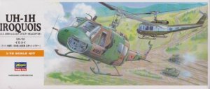 Hasegawa A11 UH-1H Iroquois (1:72)