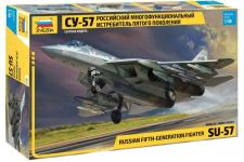 Zvezda 4824 SUKHOI SU-57 1/48