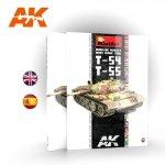 AK Interactive AK 914 MODELING T54 – T55 MINIART