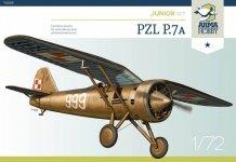 Arma Hobby 70008 PZL P.7a Junior Set 1/72